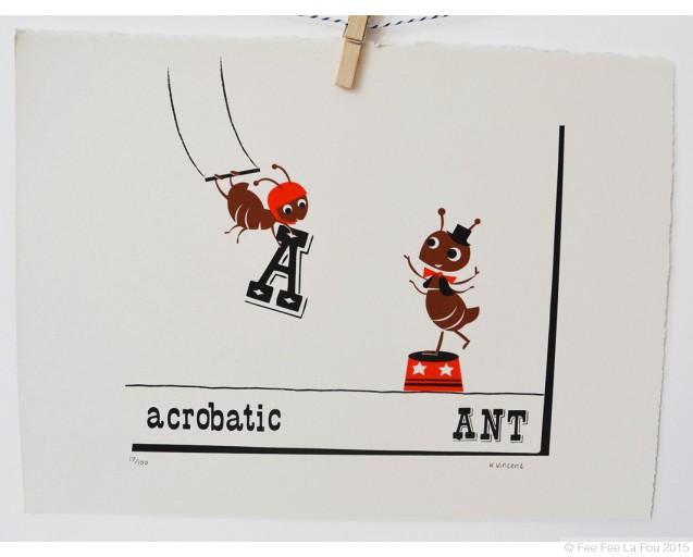 Acrobatic Ants