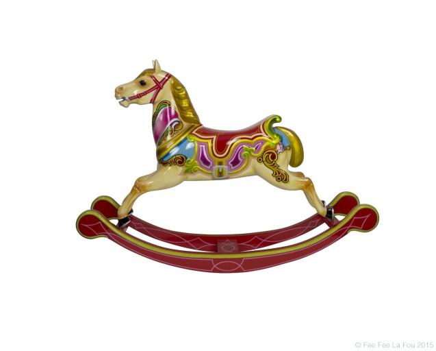 Fantasia The Carousel Horse