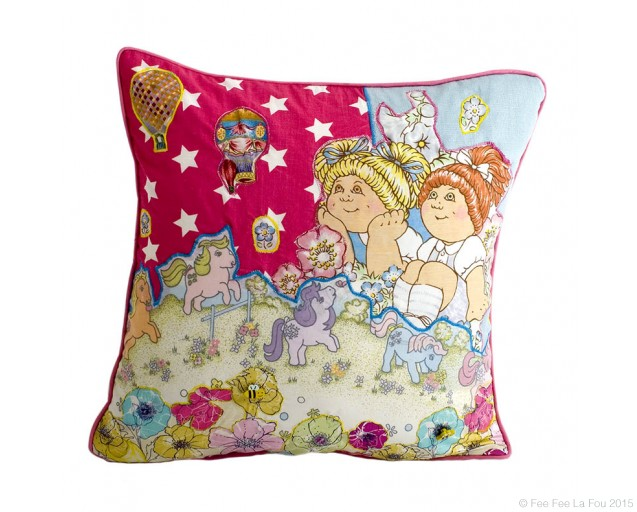 I Day Dream Therefore I Am Cushion