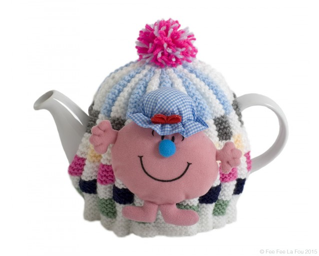 A Mr Men or Little Miss Tea Cosy