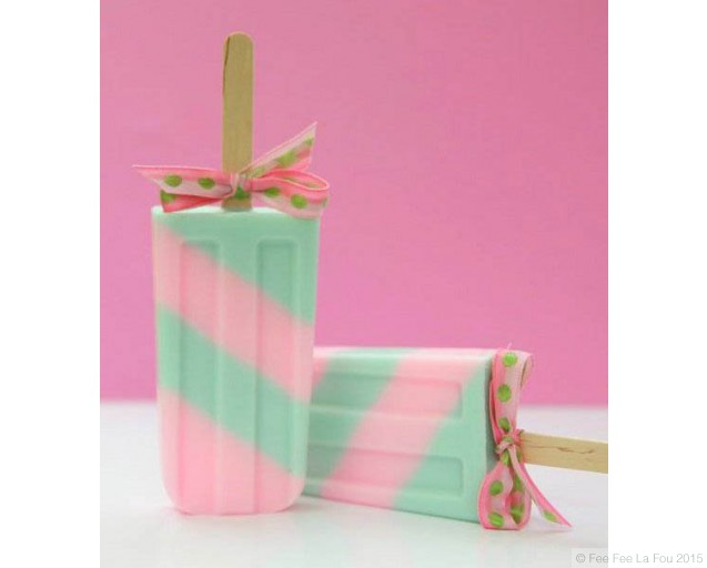 Candy Carousel Soap