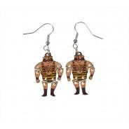 The Strongman Earrings
