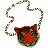 The Tiger Necklace