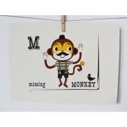 Miming Monkey