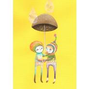 You & Me Under Our Umbrella