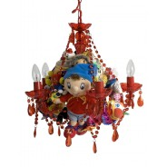 The Clown & The Fool Chandelier