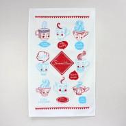 Personalities Tea Towel