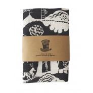Enter The Magician Print Tea Towel