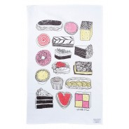 Naughty But Nice Tea Towel