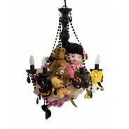The Wrecking Ball Chandelier
