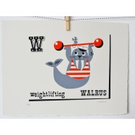 Weightlifting Walrus