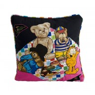 The Most Active Thing About Me Is My Imagination Cushion