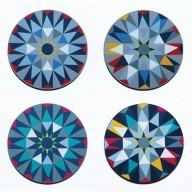 Kaleidoscope Tablemat Set