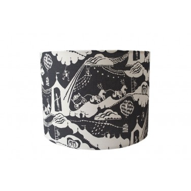 Enter The Magician Lampshade