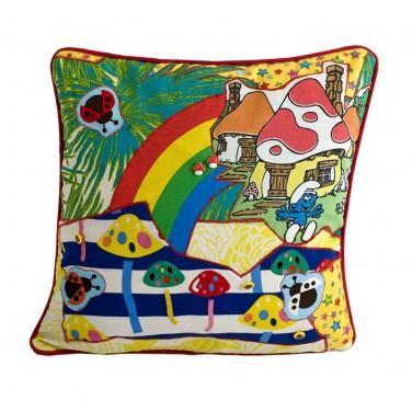 Dreams Are Like Rainbows, Ony Idiots Chase Them Cushion