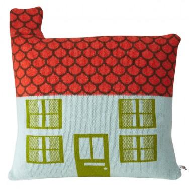 Woolen House Cushion