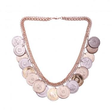 Lucky Coin Collar